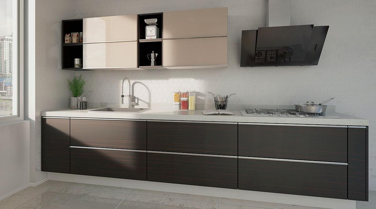 Cocina Glass | Cocinas Finezza | Cocinas Finezza